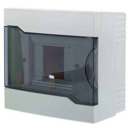 Щит пластиковый Лезард ЩРН-П-4 на 4 модуля цена