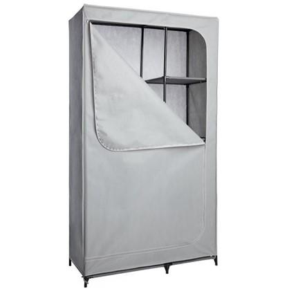 Шкаф-чехол 1800х1000х450 мм металл цвет серый цена