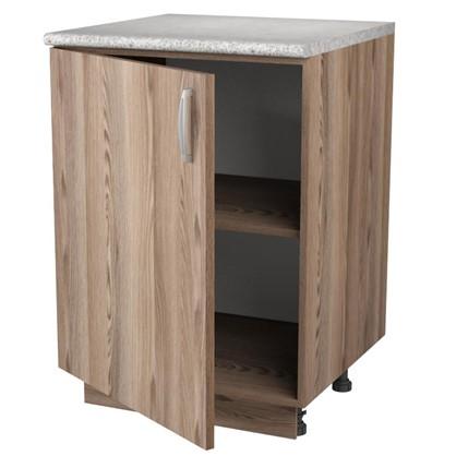 Шкаф напольный Дуб шато Сп 85х60 см цвет дуб
