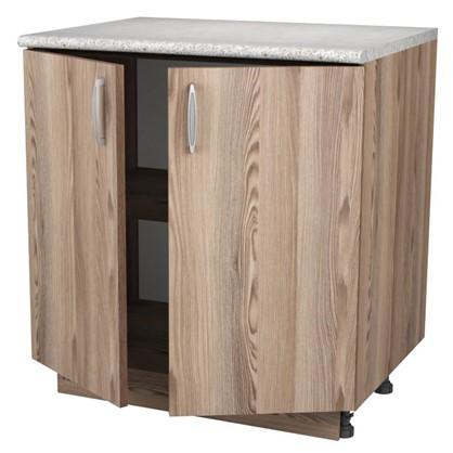 Шкаф напольный Дуб шато Сп 85х80 см цвет дуб цена