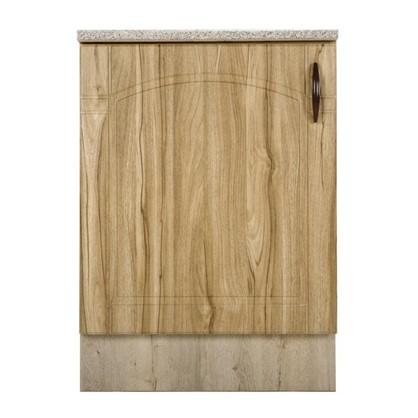 Шкаф напольный Камила 80-85х60 см МДФ цвет светлый каштан цена