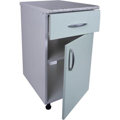 Шкаф напольный Мята с одним ящиком 40 см
