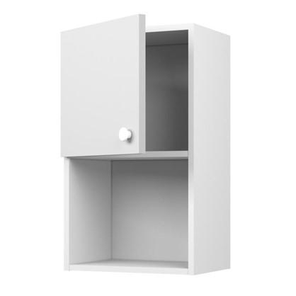 Шкаф навесной Бьянка Е 40 см цена