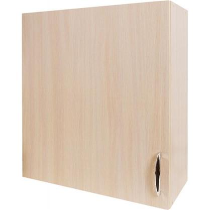 Шкаф навесной Дуб молочный Е 60 см цена