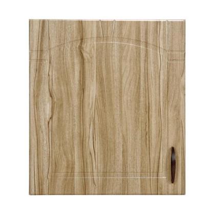 Шкаф навесной Камила 68х60 см МДФ цвет светлый каштан цена