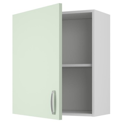 Шкаф навесной Мята 60 см цена