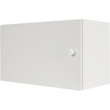 Шкаф навесной над вытяжкой Бьянка Сп с фасадом 35х60 см ЛДСП цвет белый цена