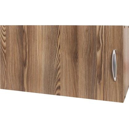 Шкаф навесной над вытяжкой Дуб шато Сп 35х60 см цвет дуб цена