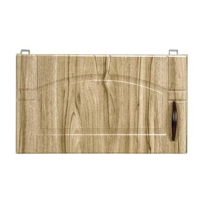 Шкаф навесной над вытяжкой Камила 35х60 см МДФ цвет светлый каштан цена