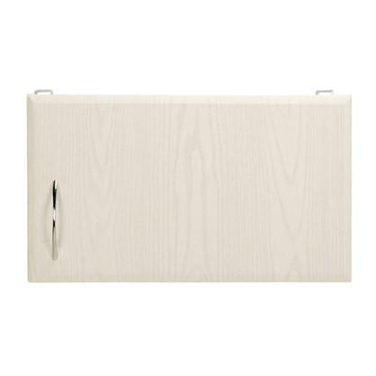 Шкаф навесной над вытяжкой Рондо 35х60 см МДФ цвет белый цена