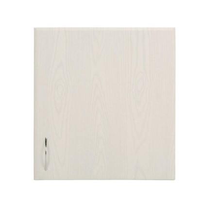 Шкаф навесной Рондо 68х60 см МДФ цвет белый