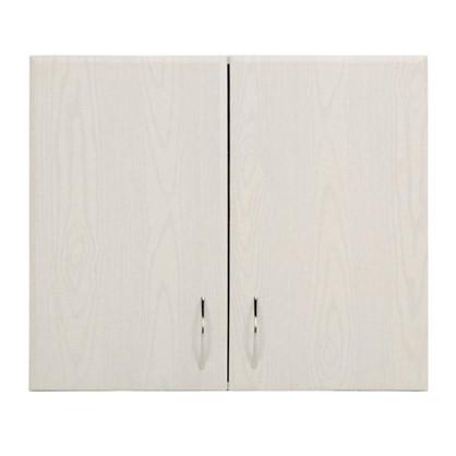 Шкаф навесной Рондо 68х80 см МДФ цвет белый цена