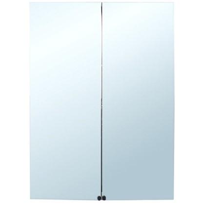 Зеркальный шкаф Дана 60 см цвет белый цена