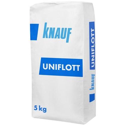 Шпаклевка для заделки швов Knauf Унифлот 5 кг цена