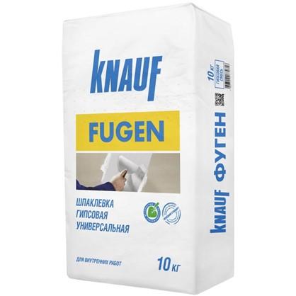 Шпаклевка гипсовая Knauf Фуген 10 кг цена