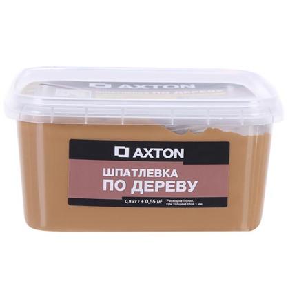 Шпатлевка Axton для дерева 09 кг антик