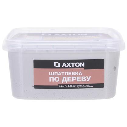 Шпатлевка Axton для дерева 09 кг тач