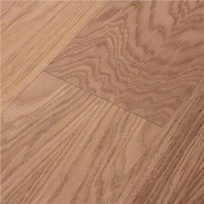 Шпонированная напольная доска на основе HDF Дуб песочный 2.25 м2 цена