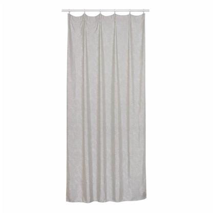 Штора на ленте Новокузнецк 160х260 см цвет серый цена