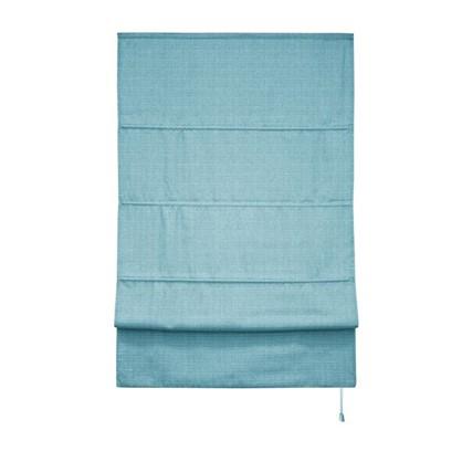 Штора римская Натур 120х175 цвет синий цена