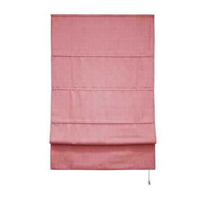 Штора римская Натур 180х175 цвет розовый цена