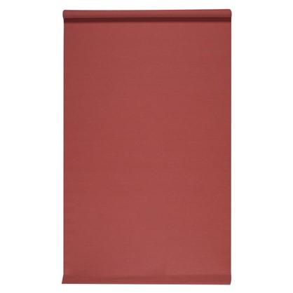 Штора рулонная 55х155 см цвет терракотовый