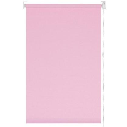 Штора рулонная 60х155 см цвет розовый цена