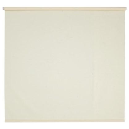 Штора рулонная Inspire 180х175 см цвет кремовый