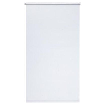 Штора рулонная Inspire Blackout 40х160 см цвет белый цена