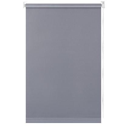 Штора рулонная Inspire Blackout 70х160 см цвет серый