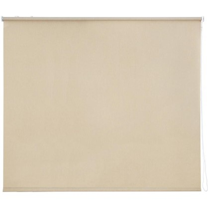 Штора рулонная Inspire Меланж 180х175 см цвет бежевый