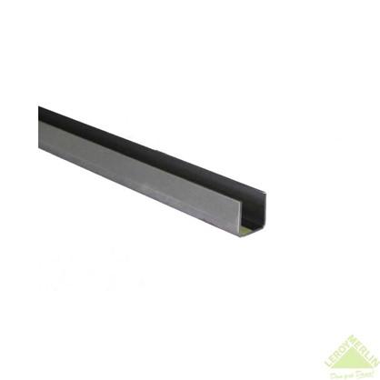 Швеллер 30x30x30x2 мм без отверстий без покрытия цена