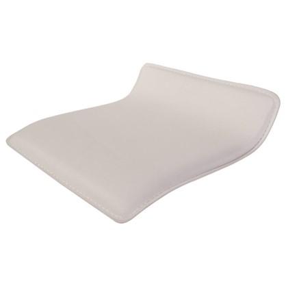 Сидение для барного стула прямоугольное цвет белый цена