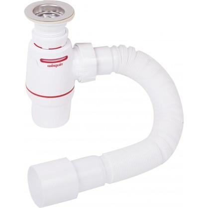 Сифон для раковины Wirquin Neo Air слив d40 мм