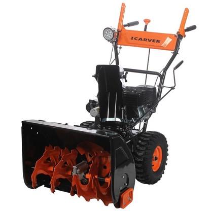 Снегоуборщик бензиновый Carver STG 6561EL 610 мм цена