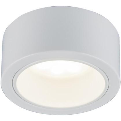 Спот накладной Baden 1070 GX53 WH белый цена
