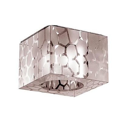 Спот встраиваемый Cubic цоколь G9 40 Вт цвет хром IP20