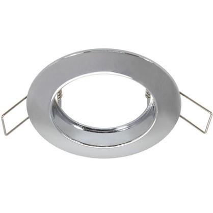 Спот встраиваемый круглый Inspire Feni цоколь GU5.3 алюминий цвет хром цена