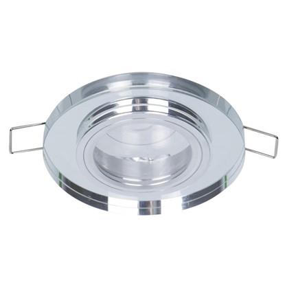 Спот встраиваемый Power Light 6194/1-4CH  цоколь GU5.3 50 Вт цвет хром/стекло цена