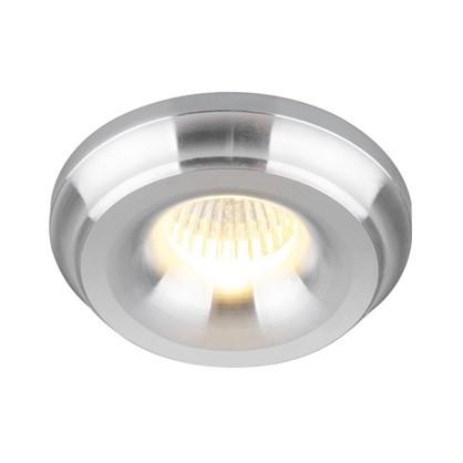 Спот встраиваемый светодиодный Электростандарт Stella 48B 3Вт цвет серебро цена