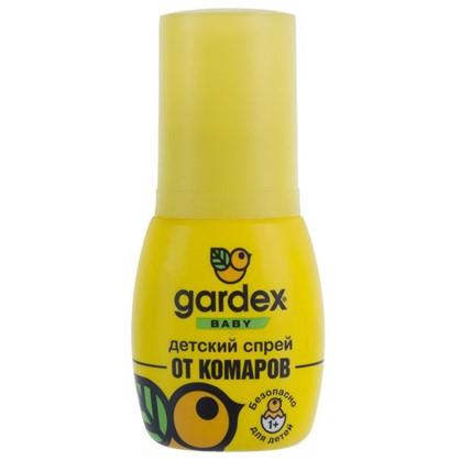 Спрей от комаров детский Gardex 50 мл цена