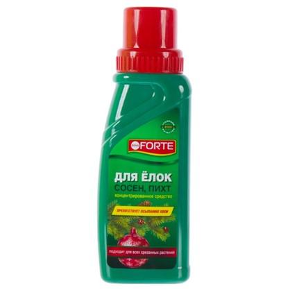 Средство Bona Forte для новогодних елей/сосен и пихт 0.285 л цена