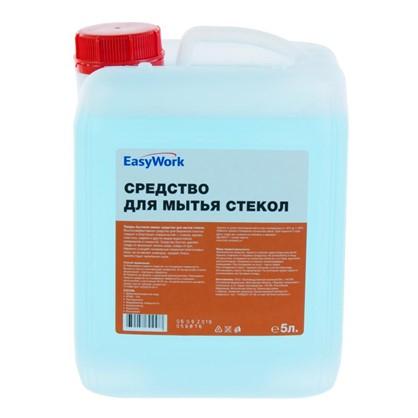 Средство для мытья стекол Easywork 5 л