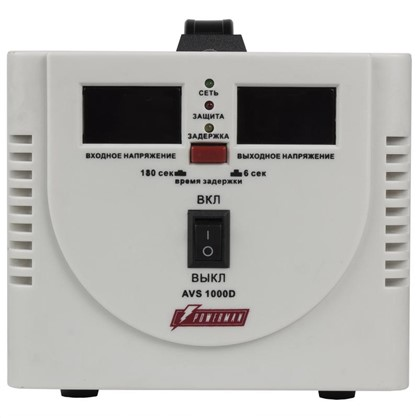Стабилизатор напряжения Powerman AVS 1000 D