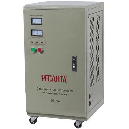 Стабилизатор напряжения Ресанта 20 кВт