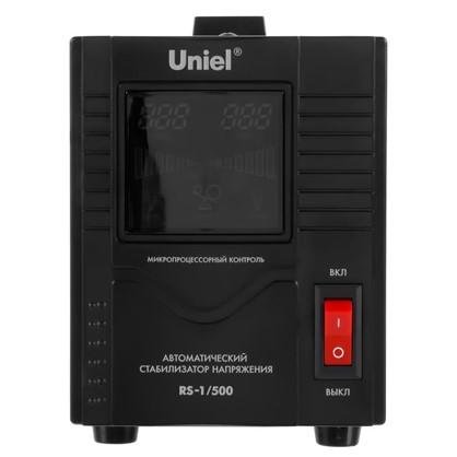 Стабилизатор напряжения Uniel RS-1/500 цена