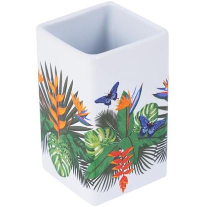 Стакан для зубных щеток Tropics керамика цена