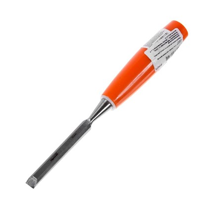 Стамеска плоская Sparta 10 мм с пластиковой ручкой цена