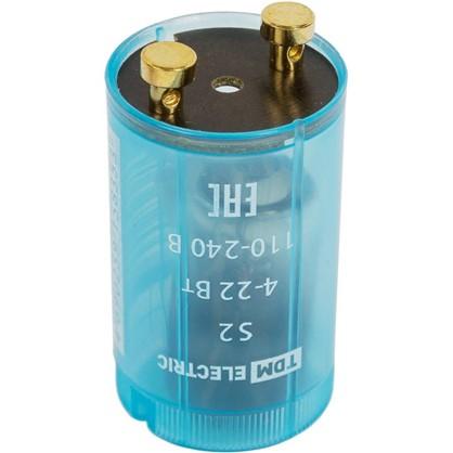 Стартер TDM S2 4-22Вт 127В медь
