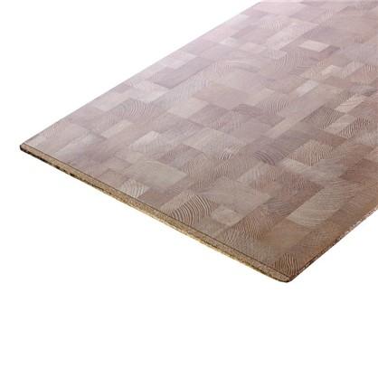Стеновая панель 2044 60х0.6x300 см ДСП цвет древесный брус